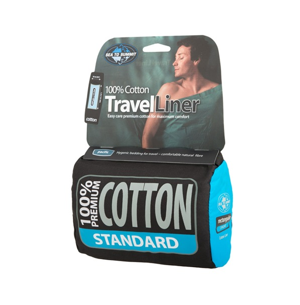 Sea to Summit 100% Cotton Travel Liner-0