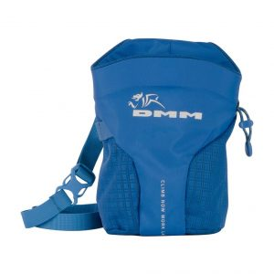 DMM Trad Chalk Bag Blue-0