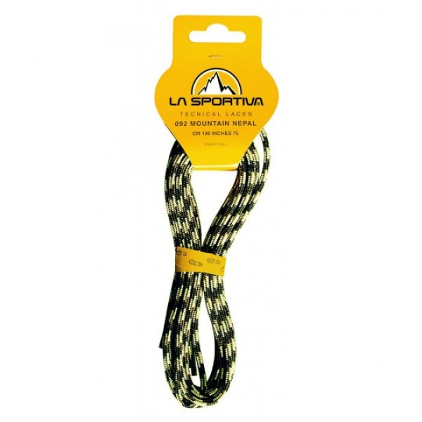 La Sportiva Technical Mountain Laces 190cm-0