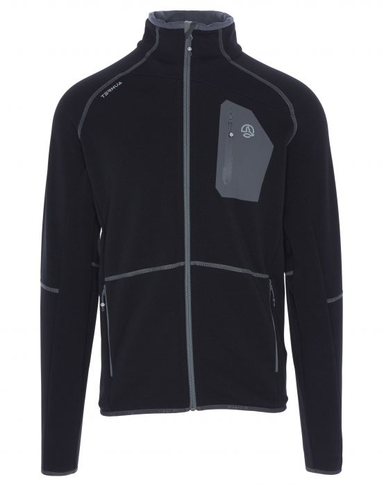 Ternua Skrul Jkt ®Power Stretch Pro -0