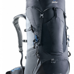 Deuter Air Contact Lite 50+10 Black-0