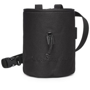 Black Diamond Mojo Chalk Bag Black-0