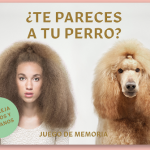 ¿Te pareces a tu perro? · Game Memory-0