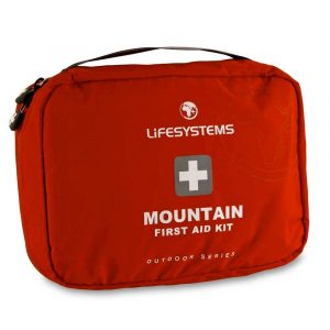 Lifesystems Mountain First Aid Kit-0